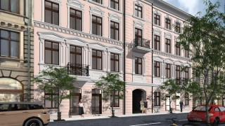 Wschodnia 35 w Łodzi - wizualizacja