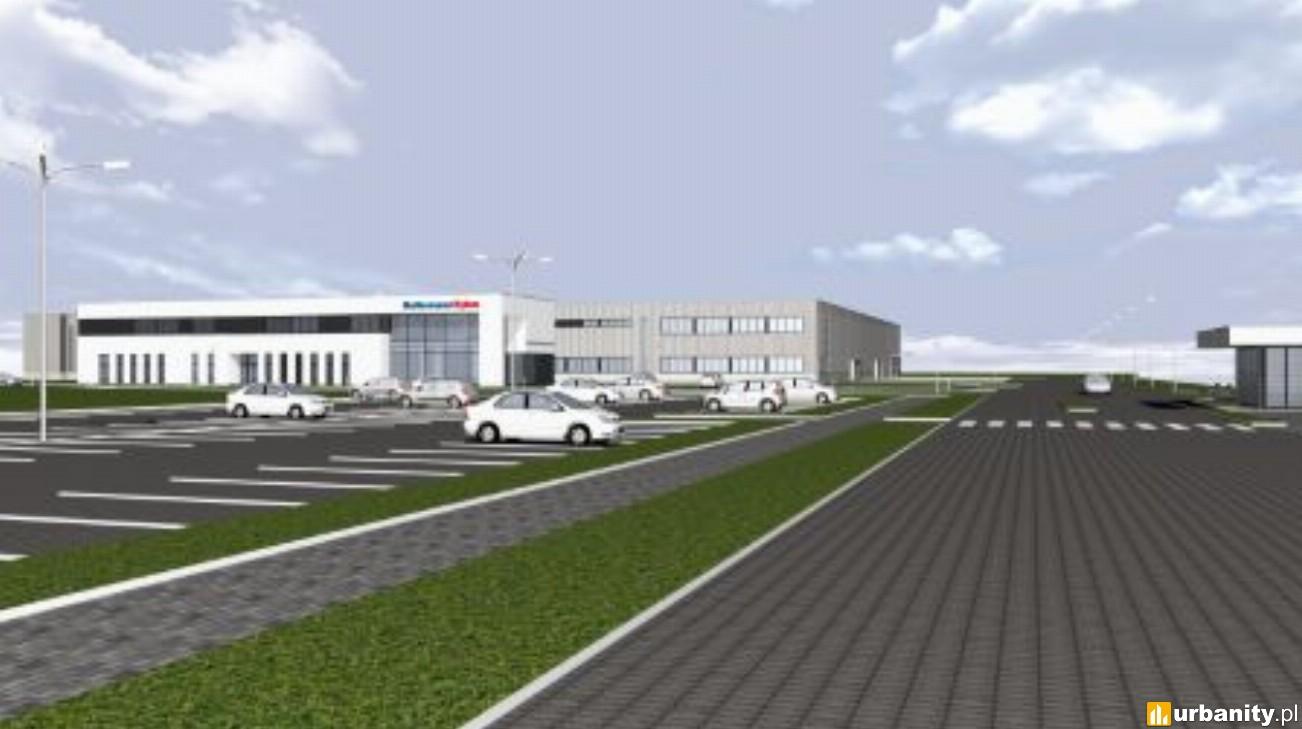 Zawieszono wiechę na budowie zakładu produkcyjnego HellermannTyton