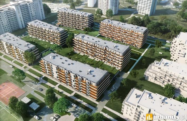 III etap inwestycji Atal Marina Apartamenty w Warszawie