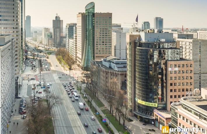 Atrium Tower w Warszawie