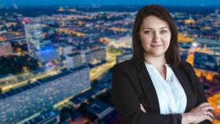 Elżbieta Golik, Doradca w dziale reprezentacji najemców biurowych w firmie Cresa Polska