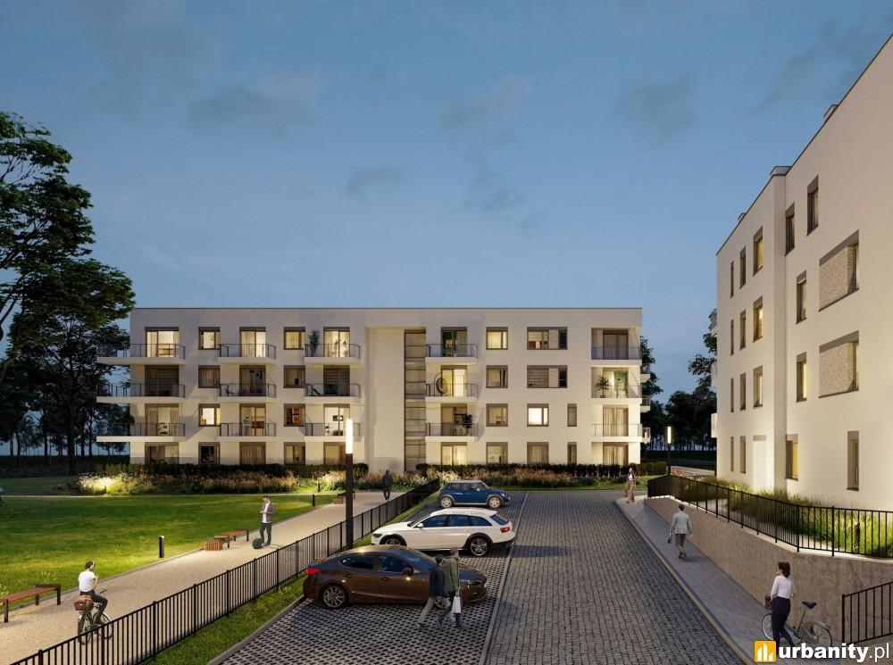 Nowe osiedle na gdańskich Stogach z dużą przestrzenią rekreacyjną