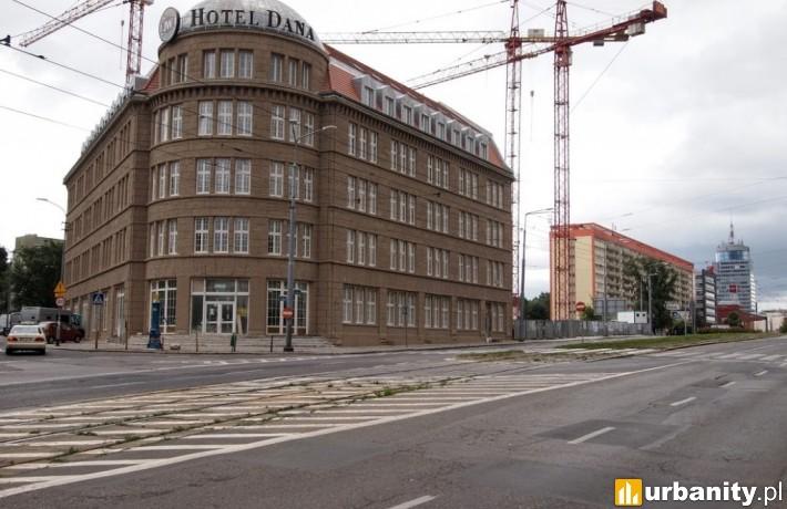 Wyremontowany Hotel Dana w Szczecinie