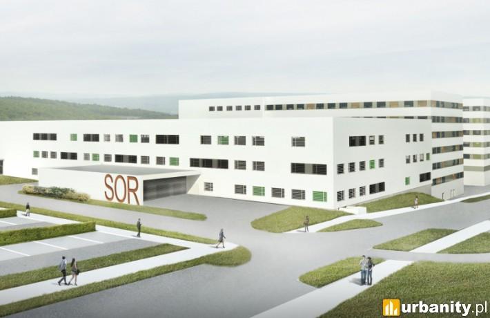 Nowy Szpital Uniwersytecki