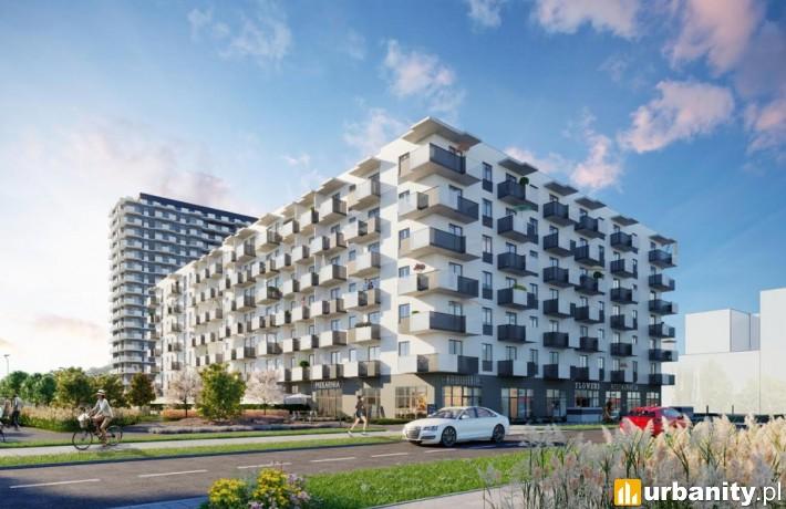 IX etap inwestycji Vantage we Wrocławiu