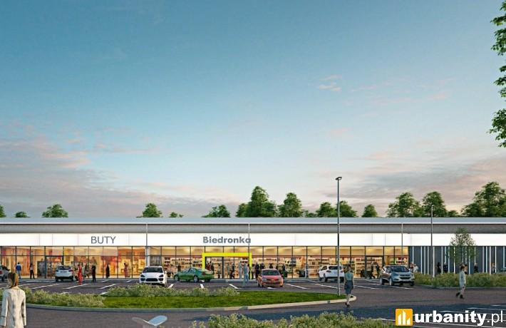 Retail Park ATUT Express Wieliczka