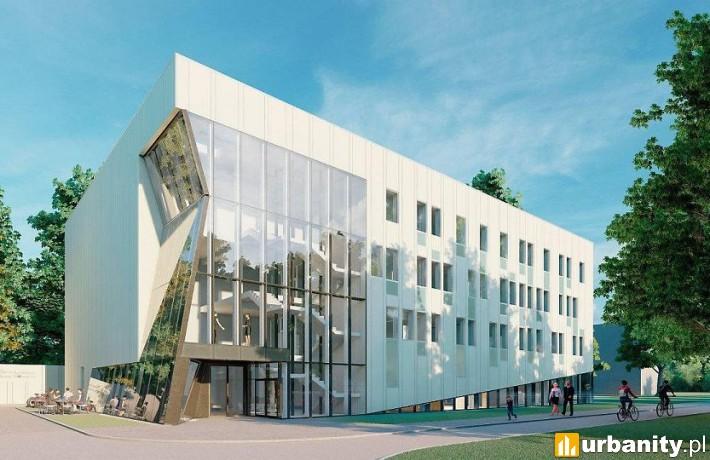 Projekt budynku Scena Stolarnia Teatr Ludowy w Krakowie