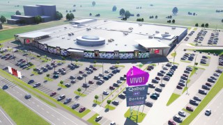 Projekt centrum handlowego Vivo! w Krośnie