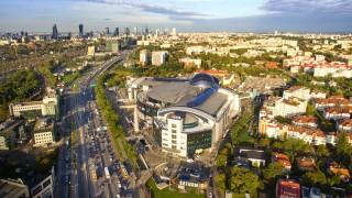 Kompleks Blue City w Warszawie