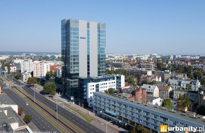 Centrum Biurowe Neptun w Gdańsku (fot. Piotr Krajewski)