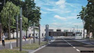 Centrum Przesiadkowe na dworcu PKS/PKP w Nysie