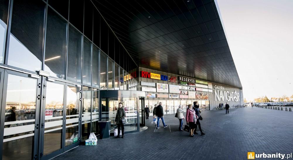 Nowa przestrzeń i sklepy w Galerii Navigator w Mielcu