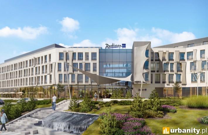 Hotel Radisson Blu Sopot