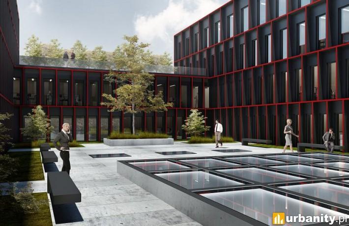 Nowa siedziba prokuratury w Katowicach