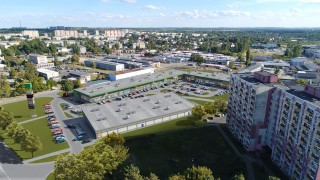 Wizualizacja Vendo Parku w Częstochowie