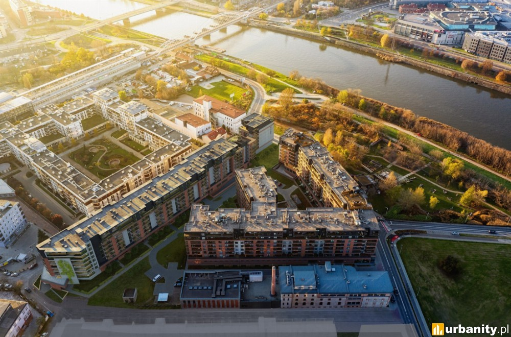 Ostatnia szansa na mieszkanie na terenach dawnej fabryki Miraculum w Krakowie
