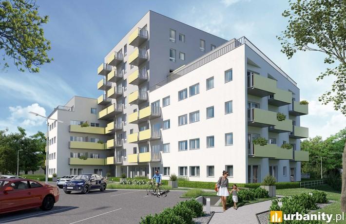 I etap inwestycji Osiedle Parkowe w Gliwicach