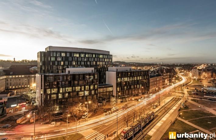 Gotowy budynek biurowy Tryton Business House w Gdańsku
