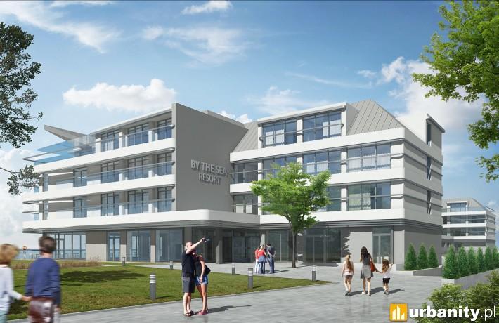 Projekt hotelu By The Sea Resort w Międzyzdrojach