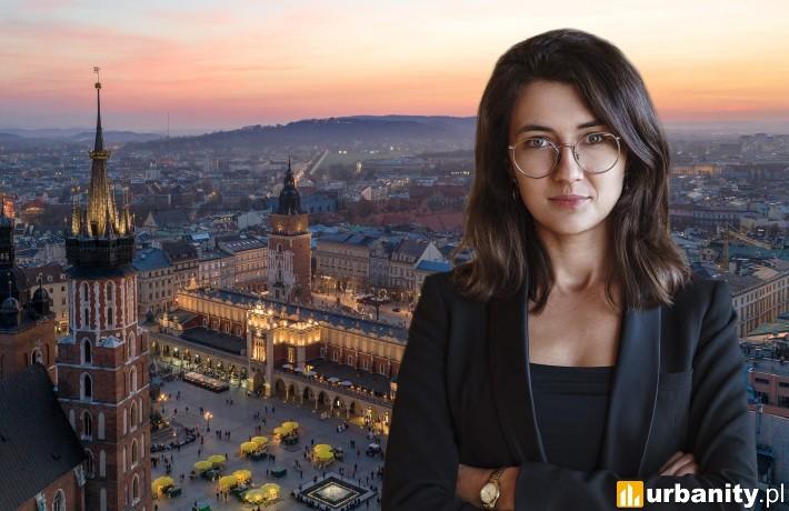 Karolina Słysz, Doradca, Business Development Coordinator w dziale reprezentacji najemców biurowych Cresa Polska.