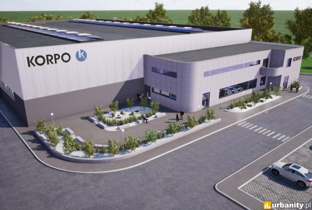 Firma Korpo stworzy nowe miejsca pracy w Białogardzie