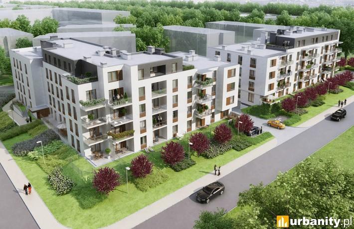 Wrocławska Villa Alouette - projekt