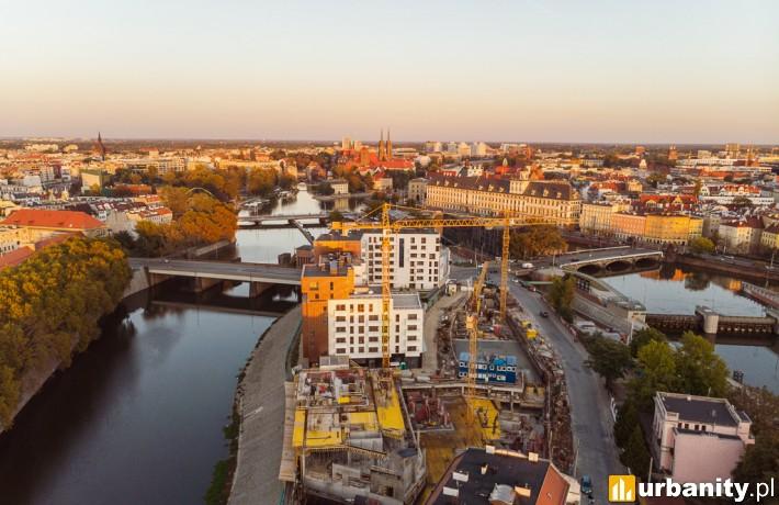 I i II etap Bulwarów Książęcych we Wrocławiu