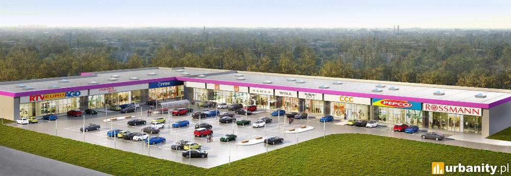 Otwarte zostało Centrum Zakupów w Bielsku Podlaskim