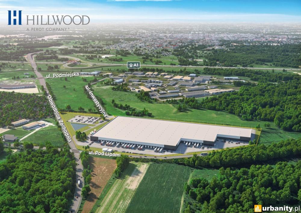 W Piekarach Śląskich powstaje centrum magazynowe Hillwood