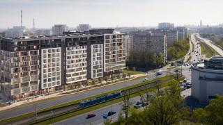 Projekt budynku Legnicka 33 we Wrocławiu