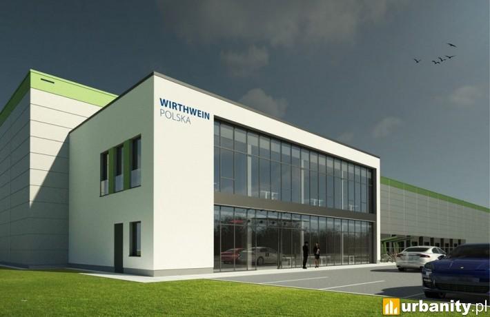 Łódzki oddział firmy Wirhwein