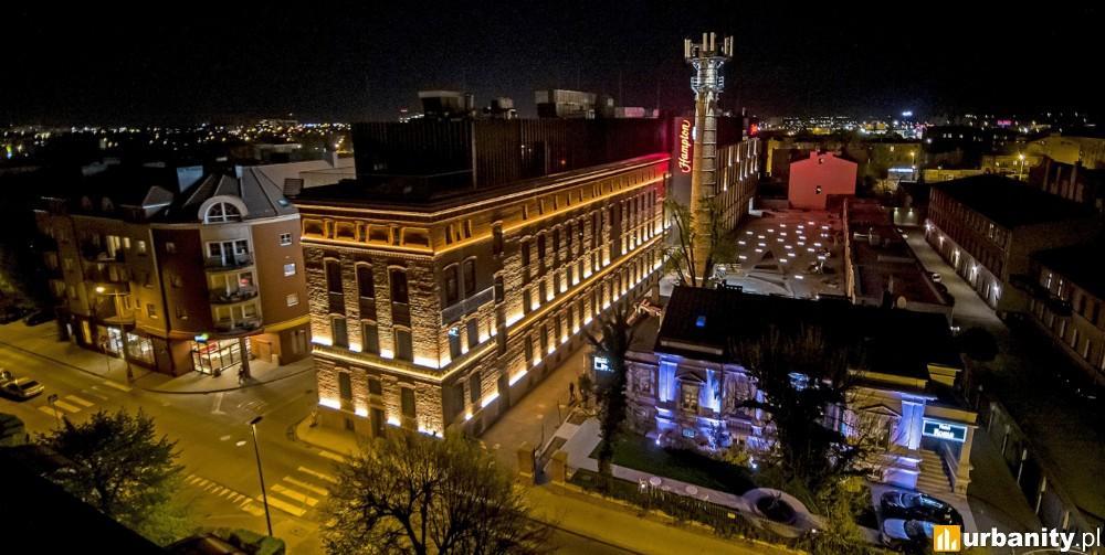 Otwarcie kompleksu na terenie zrewitalizowanej fabryki pianin i fortepianów Calisia