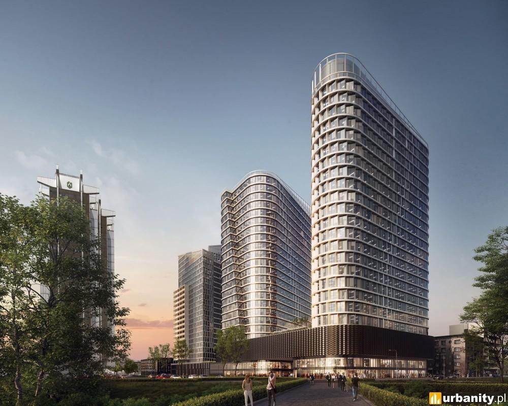 Duża transakcja w Katowicach. UPC z czterema piętrami w wieży Global Office Park