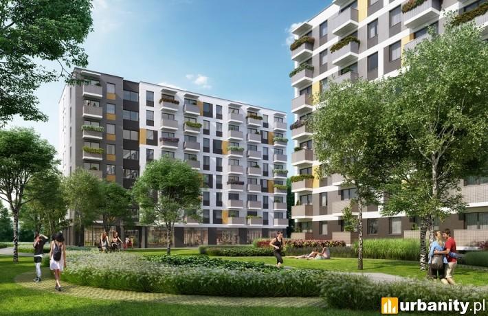 Lokum Smart City - wizualizacja