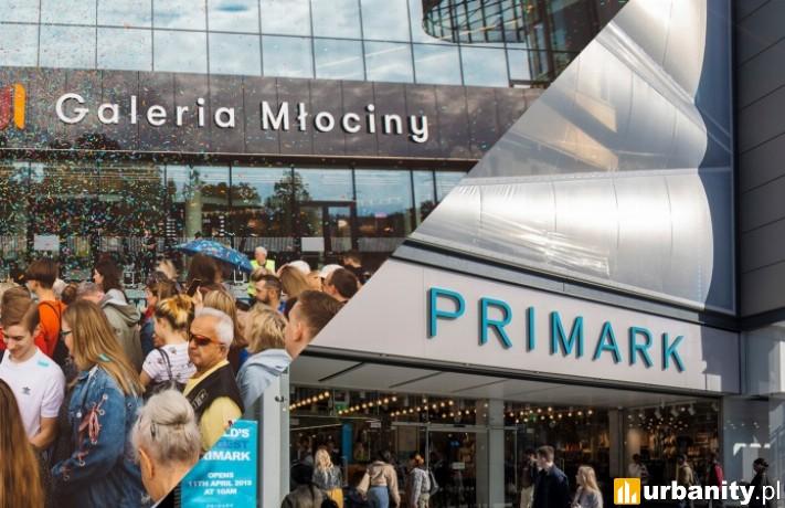 Pierwszy Primark w Polsce powstanie w Warszawie