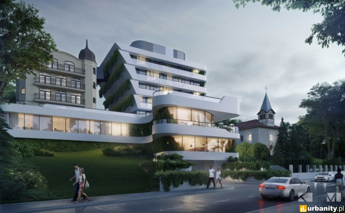 Erbud buduje kolejny hotel w Międzyzdrojach