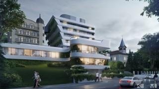 Projekt hotelu Trofana Active w Międzyzdrojach