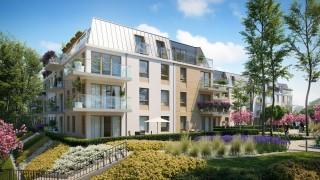 Apartamenty Dolny Sopot - wizualizacja