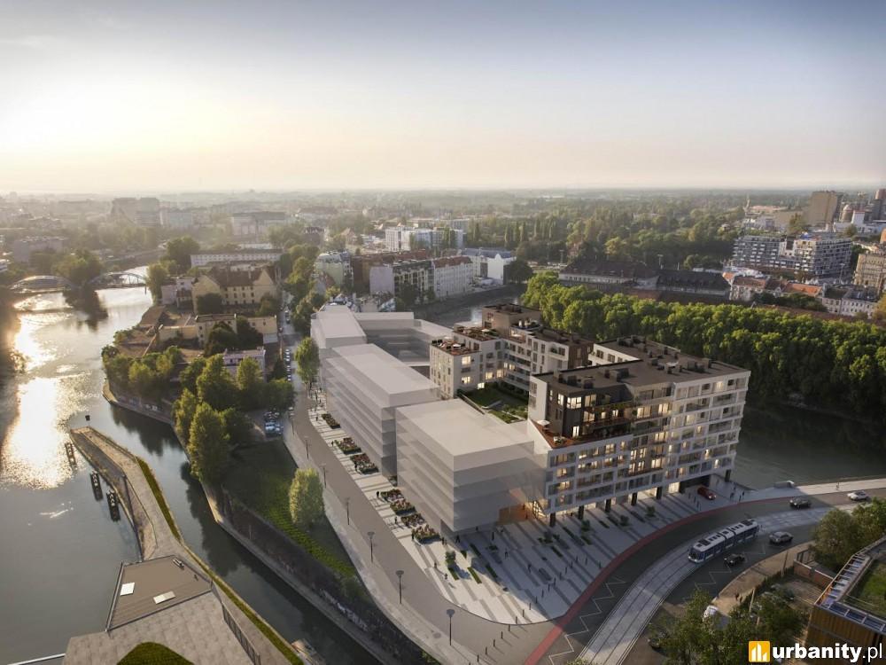 Startuje sprzedaż mieszkań w II etapie Bulwarów Książęcych