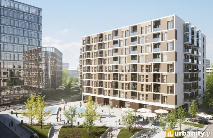 III etap inwestycji Holm House w Warszawie