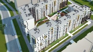 I etap inwestycji Lokum Vista w Krakowie