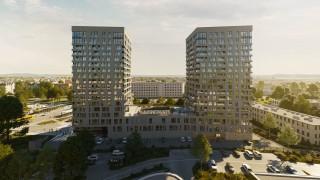 Projekt kompleksu przy Sokolskiej 30 w Katowicach