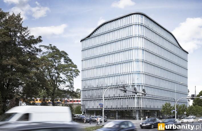 SQ Business Center - wizualizacja