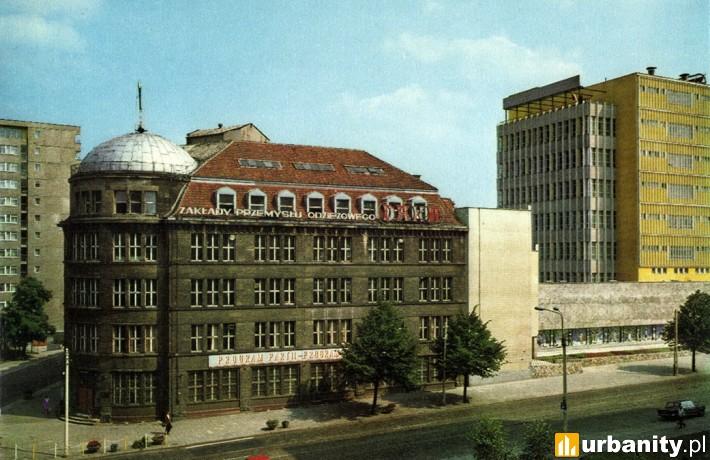 Zdjęcie archiwalne Zakładów Odzieżowych Dana