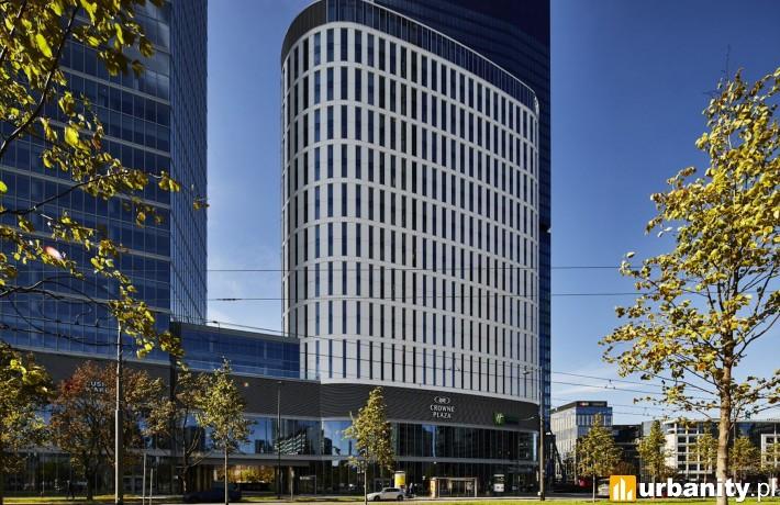 Crowne Plaza® Warsaw - The HUB