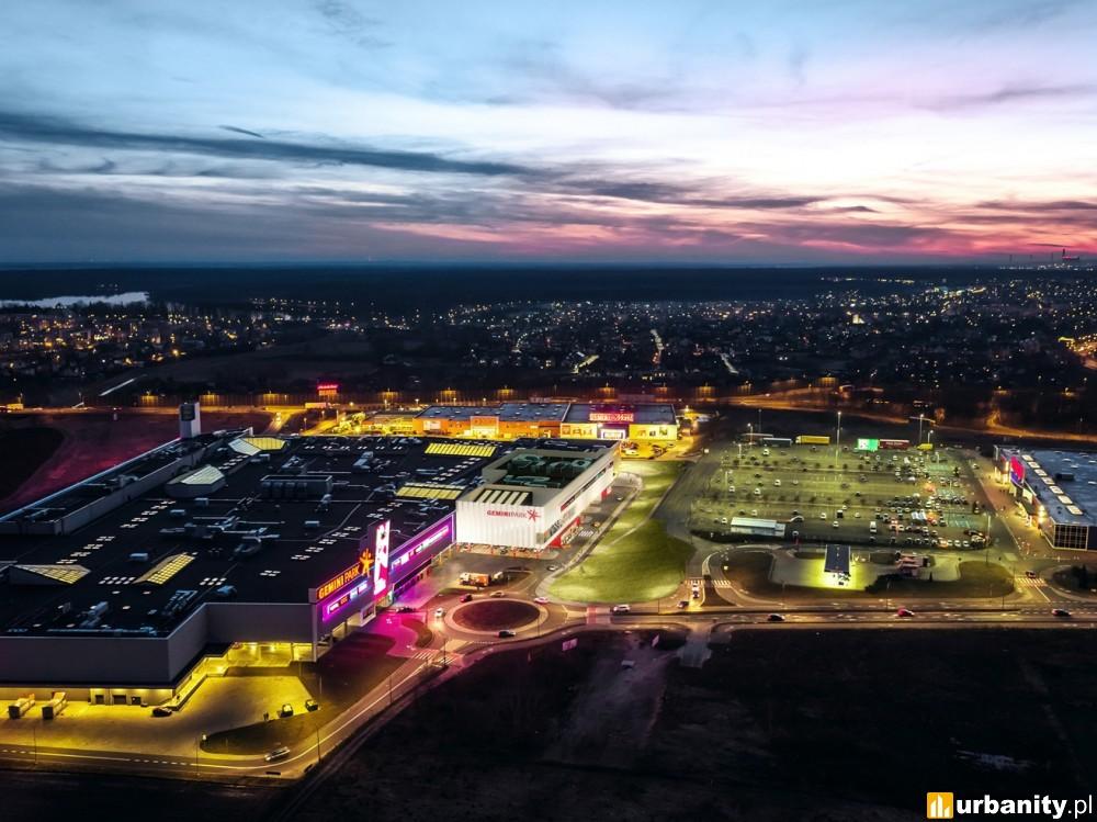 Gemini Park w Tychach zostanie rozbudowane