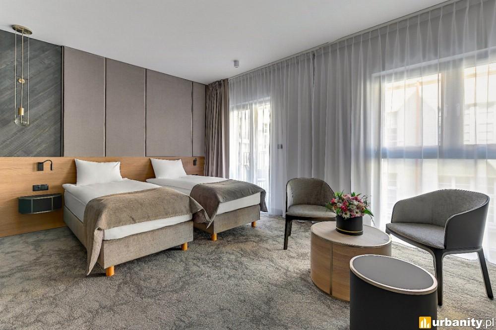 Hotel na Wyspie Spichrzów w standardzie czterech gwiazdek