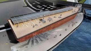 91 mln zł za budowę Morskiego Centrum Nauki w Szczecinie