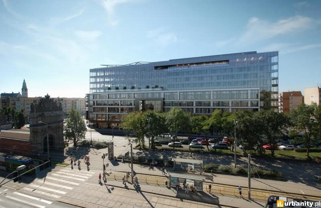 Coraz więcej powierzchni biurowej w Szczecinie