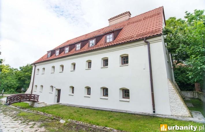 Luksusowe apartamenty w Spichlerzu Bliźniaczym z 1543 roku